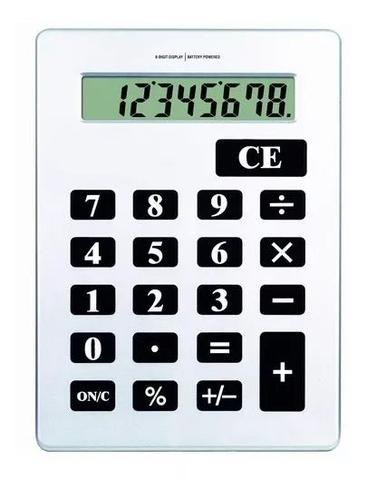 Imagem de Calculadora Gigante 20x28cm Kk-5142-8 Benko