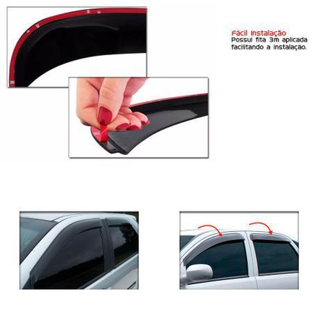 Imagem de Calha De Chuva Chevrolet Onix Com Escrita Em Alto Relevo