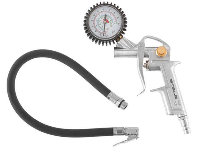 Imagem de Calibrador de Pneus com Manômetro