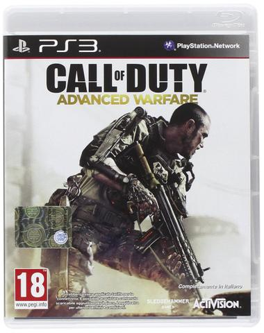 Imagem de Call Of Duty Advanced Warfare - Ps3