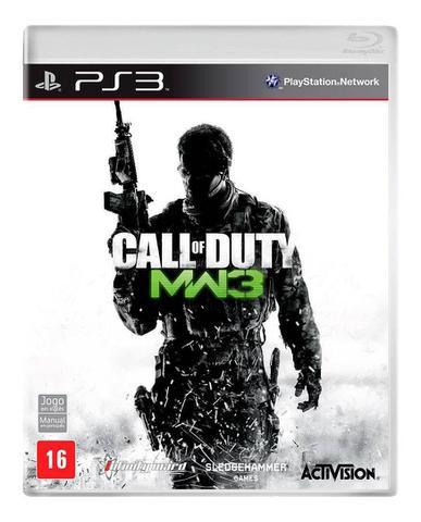 Jogo Call Of Duty: Modern Warfare 3 - Playstation 3 - Activision
