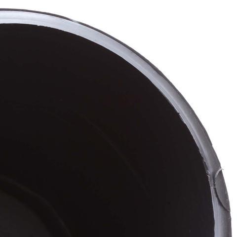 Imagem de Calota central de roda fusca preta sem encaixe