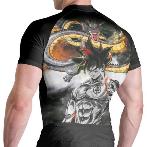 Imagem de Cam Rash Guard Dragon Ball Proteção S ATL