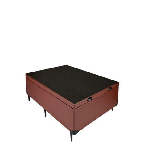Imagem de Cama Box Bau Casal 138 X 188  Poliester