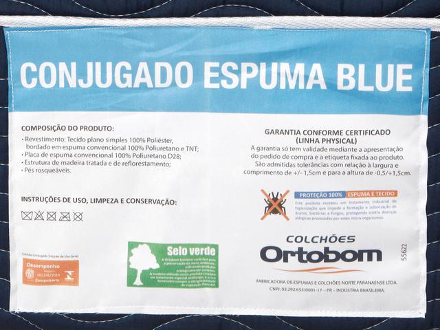 Imagem de Cama Box Casal Ortobom Conjugado 43cm de Altura