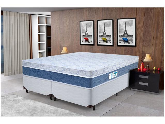 Imagem de Cama Box King Size (Box + Colchão) ProDormir
