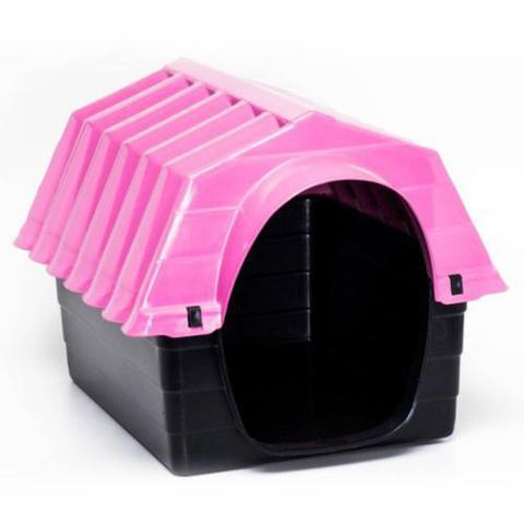 Imagem de Cama Casinha Tamanho 2 Cachorro Plástico Casa Caminha