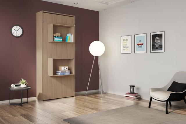 Imagem de Cama Multifuncional Articulável Solteiro Manhattan Montana - Art in móveis