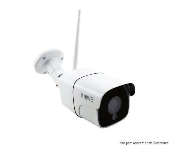 Imagem de Câmera Bullet IP Wifi Inova 1.3MP IR 20M