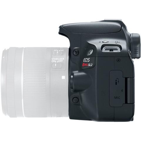 Imagem de Câmera Canon EOS Rebel SL2 Wifi 24.2MP