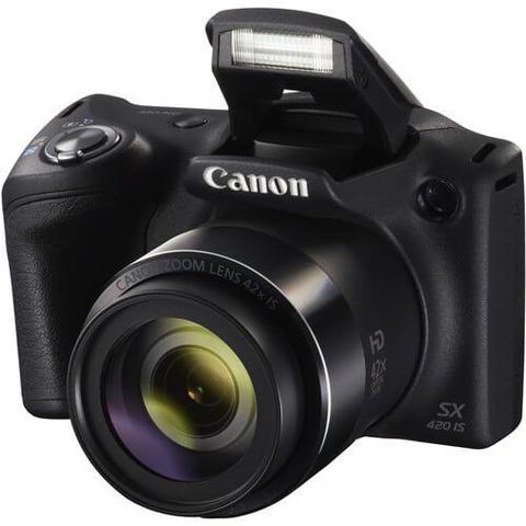 Imagem de Câmera Canon PowerShot SX420 IS Zoom 42x e Wi-fi