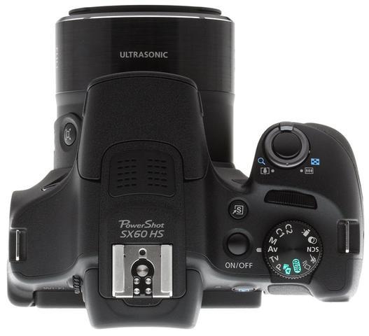 Imagem de Camera Canon PowerShot SX60 HS + Cartão SanDisk 16GB + Bolsa