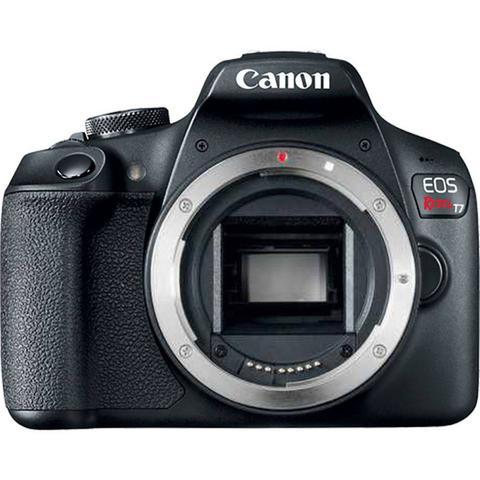 Câmera Digital Canon Corpo Preto 24.1mp - T7