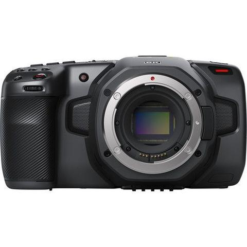 Câmera Digital Canon Black Magic Preto Mp - M4/3 - 4k