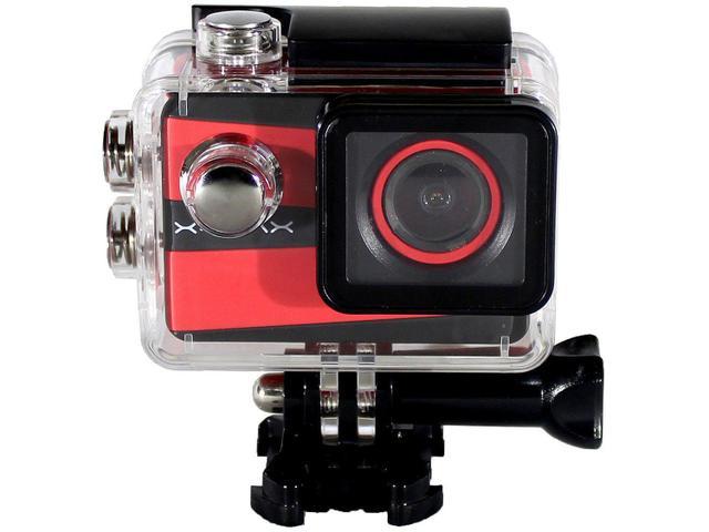 Imagem de Câmera De Ação Action can e Filmadora Xtrax Smart 4K Ultra HD Wifi