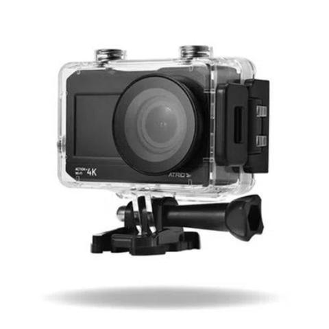 Imagem de Camera de Ação Action + Selfie 4k Wifi Tela Lcd 2 Pol 16mp 30 Fps 900 Mah Dc191