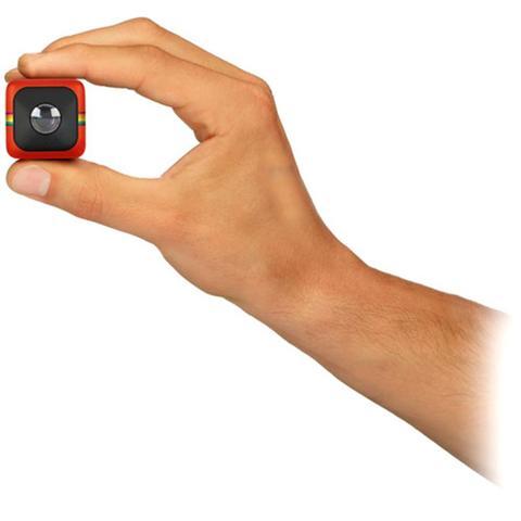 Câmera Digital Polaroid Cube+ Vermelho 8.0mp
