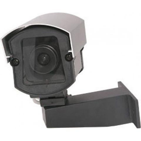 Imagem de Câmera de Segurança Falsa com led bivolt em alumínio