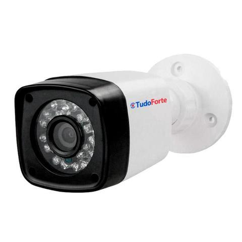 Imagem de Câmera de Segurança Full HD 1080p 2MP Bullet 4 Em 1 25 Metros Infravermelho