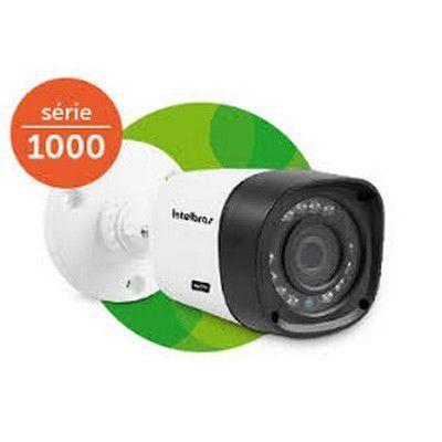 Imagem de Câmera de segurança intelbras multi hd vhd 1120b com infra vermelho