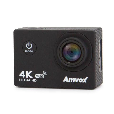 Imagem de Câmera Digital Amvox ADC 840K 4K Tela 2