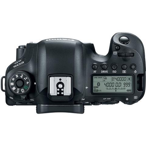 Imagem de Câmera Digital Canon DSLR EOS 6D Mark II com lente 24-105mm f/3.5-5.6 STM