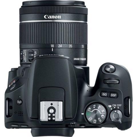 Imagem de Câmera Digital Canon Dslr Eos Rebel SL2 kit Lente Ef-s 18-55mm Is Stm