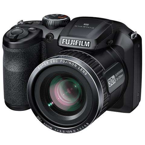 Imagem de Camera Digital Finepix  s4800 preta