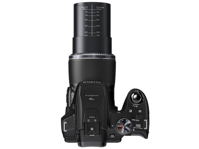 """Imagem de Câmera Digital Fujifilm SL1000 16MP LCD 3"""""""