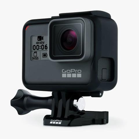 Imagem de Câmera Digital GoPro Hero 6 Black Edition CHDHX-601