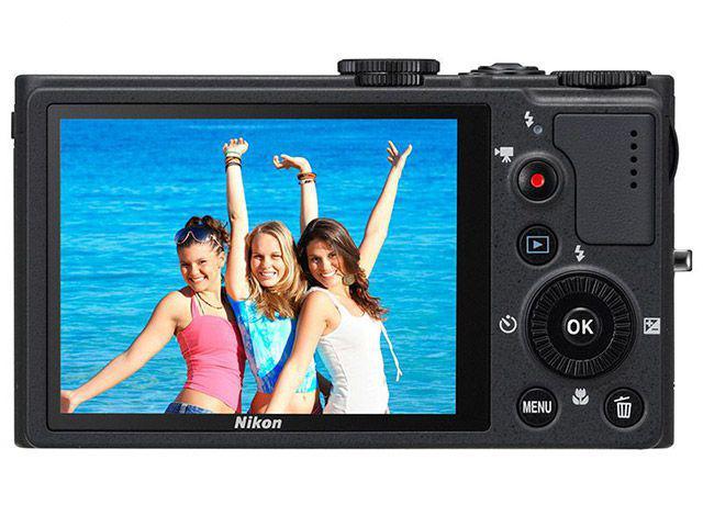 "Imagem de Câmera Digital Nikon Coolpix P310 16.1MP LCD 3"""