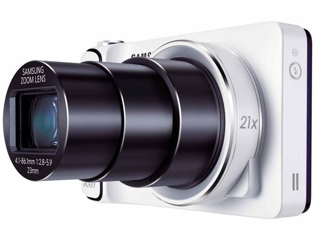 Imagem de Câmera Digital Samsung Galaxy EK-GC100 16MP