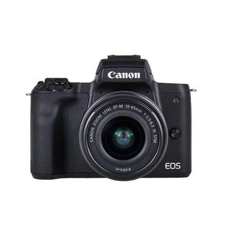 Imagem de Câmera DSLR Canon EOS M50, 24.1MP, 3.0