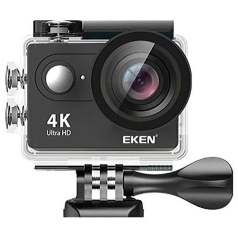 Câmera Digital Eken Esportiva 4k Preto 12.0mp - H9r