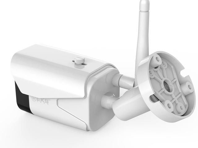 Imagem de Câmera Externa Núvem Ekaza 6242 Ip66 1080p Visão Noturna