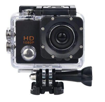 Imagem de Câmera Filmadora Action Sports Cam A Prova Dágua 30m Capacete Hd 1080p