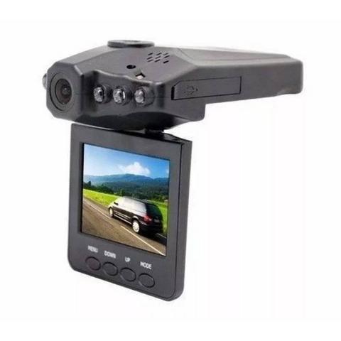 Imagem de Câmera Filmadora Veicular HD DVR Visão Noturna + cartão 32gb Classic