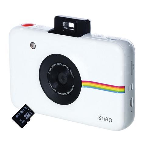 Câmera Digital Polaroid Branco 10.0mp - Z2300w