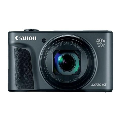 Câmera Digital Canon Powershot Preto 20.3mp - Sx730hs