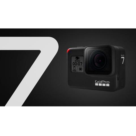 Imagem de Câmera GoPro 7  Black Edition CHDHX-701-LW Preto