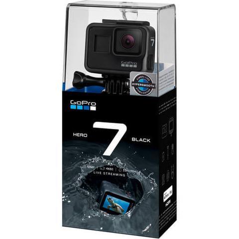 Imagem de Câmera GoPro Hero7 Black 4K
