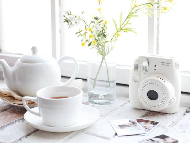 Imagem de Câmera Instantânea Fujifilm Instax Mini 8 Branco