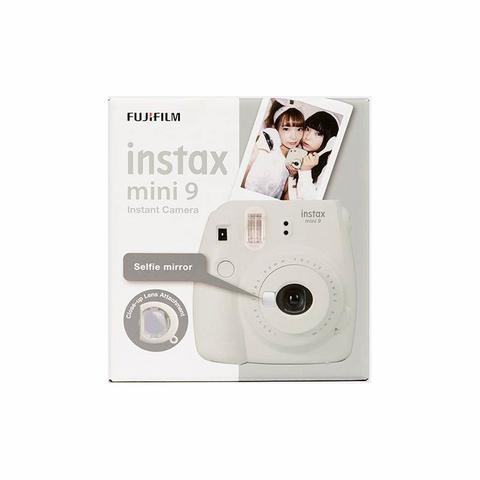 Imagem de Câmera Instantânea Instax Mini 9 FUJIFILM - Branco Gelo