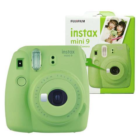 Imagem de Câmera Instantânea Instax Mini 9 FUJIFILM - Verde Lima