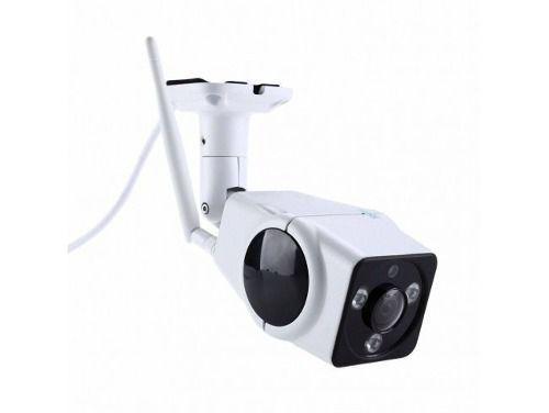 Imagem de Camera Ip Externa Visão Noturna 360º Graus Wifi Hd 960p