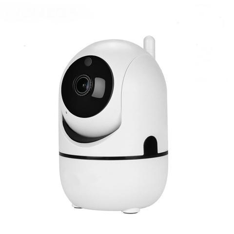 Imagem de Câmera IP Wifi Varredura Automática HD 960p Com áudio entrada cartão 64gb
