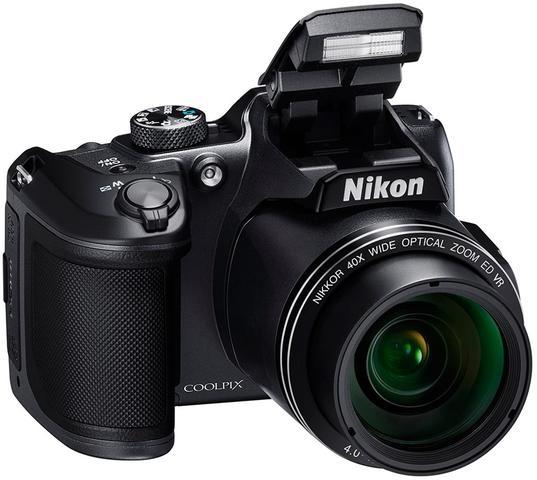 Imagem de Câmera Nikon Coolpix B500
