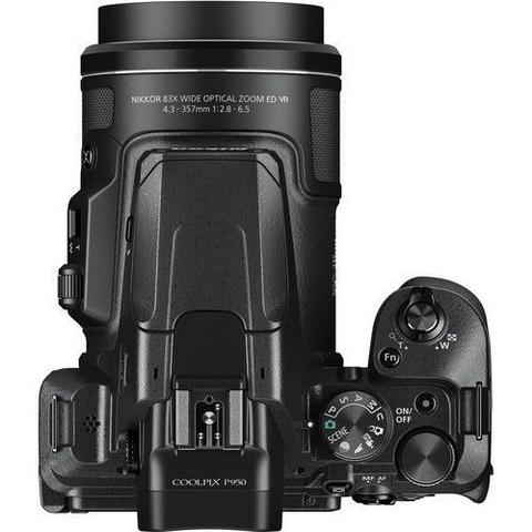Imagem de Câmera Nikon Coolpix P950 4k Wifi Zoom 83x