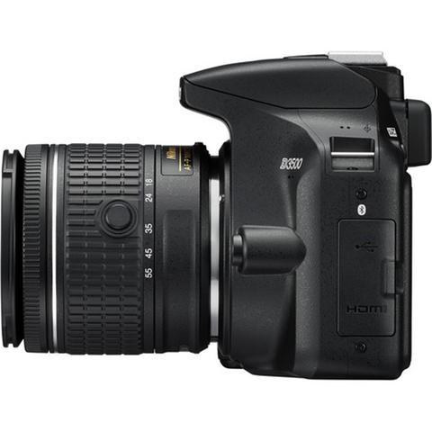 Imagem de Câmera Nikon D3500 Kit 18-55mm 24.2mp