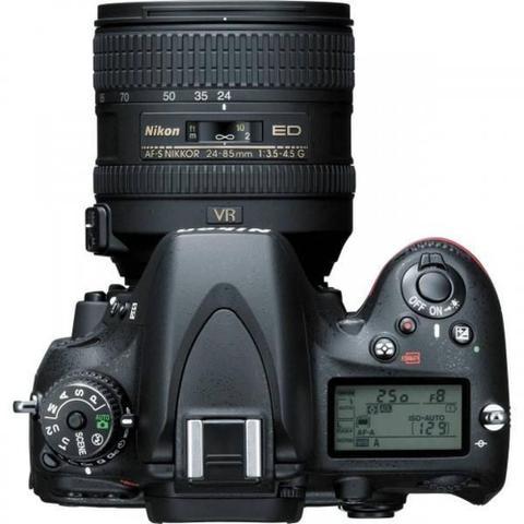 Imagem de Câmera Nikon D610 AF-S 24-85mm VR - Preto